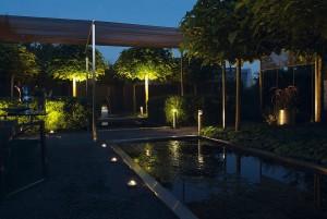 buitenverlichting in-lite tuin